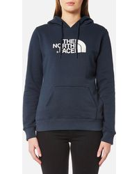 The North Face - Drew Peak Pullover Hoody - Lyst