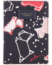 Radley - Speckle Dog Passport Cover - Lyst