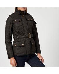 Barbour - Women's Polarquilt Jacket - Lyst
