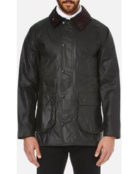 Barbour - Si Bedale Wax Jacket - Lyst