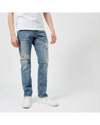 Calvin Klein - Slim Straight Denim Jeans - Lyst