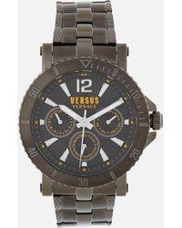 Versus - Steenberg Stainless Steel Watch - Lyst