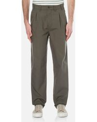 SELECTED - Worker Trousers - Lyst