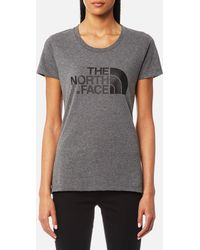 The North Face - Short Sleeve Easy T-shirt - Lyst