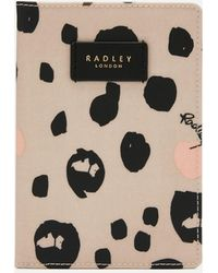 Radley - Bubble Dog Passport Cover - Lyst
