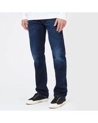 DIESEL - Larkee Straight Jeans - Lyst