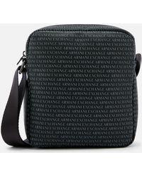 Armani Exchange - Reporter Bag - Lyst