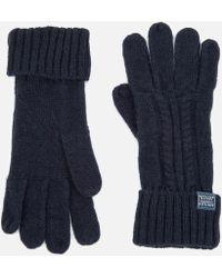 Joules - Clark Long Length Gloves - Lyst