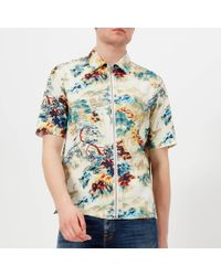 DIESEL - Lyna Short Sleeve Shirt - Lyst