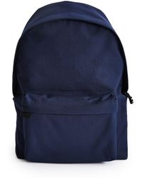 The Idle Man - Backpack Navy - Lyst