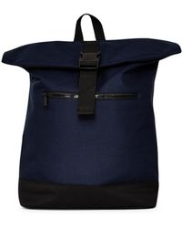 The Idle Man - Roll Top Backpack  - Lyst
