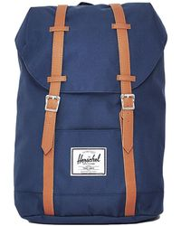 Herschel Supply Co. - Retreat Backpack Navy - Lyst
