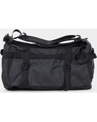 The North Face - Base Camp Small Duffel Bag Black - Lyst