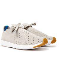 Native Shoes Apollo Moc Trainer Grey