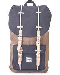 Herschel Supply Co. - Little America Offset Bag Khaki - Lyst
