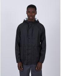 The Idle Man - Borg Hood Rain Coat - Lyst