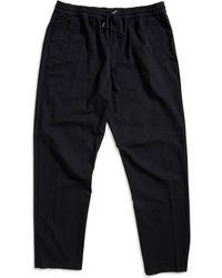 Folk - Drawcord Trousers Black - Lyst