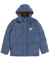 Carhartt WIP - Carhartt Alpine Coat Blue - Lyst