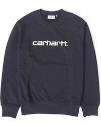 Carhartt WIP - Sweatshirt Black - Lyst
