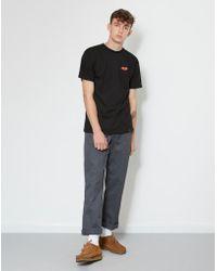 Huf - The Bootsy T-shirt Black - Lyst