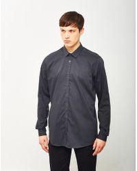 Vito - Solo Shirt Grey - Lyst