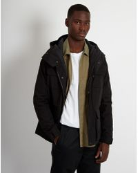 Penfield - Kasson Jacket Black - Lyst