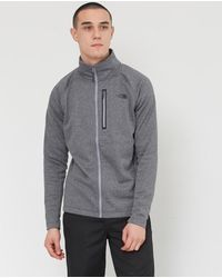The North Face - Canyonlands Full Zip Grey - Lyst