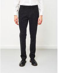 Vito - Maddex Hop Trousers Black - Lyst