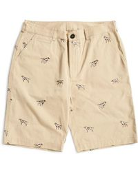 Barbour - Feature Emb Short Stone - Lyst