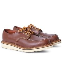 Red Wing - Heritage Work Oxford Boot Mahogany - Lyst