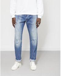 Levi's - Levi's Vintage 1976 501 Jeans Rigid Blue - Lyst