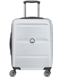 Delsey - Comete Spinner 55cm Silver - Lyst