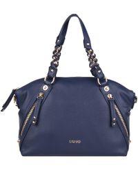 Liu Jo - 'lavanda' Boston Bag - Lyst