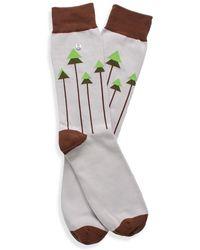 Alfredo Gonzales - Run Forest Socks - Lyst