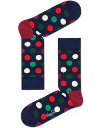 Happy Socks - Big Dot Socks - Lyst