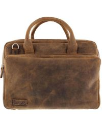 Plevier - Pull Up Document Bag 560 15 Inch - Lyst