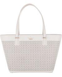 Kate Spade - Cedar Street Perforated Small Harmony Bag - Lyst