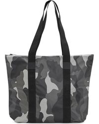 Rains - Aop Tote Bag Rush - Lyst