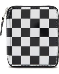 Comme des Garçons - Optical Group Full Zip Wallet - Lyst