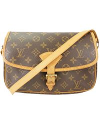 Louis Vuitton - Monogram Canvas Sologne Bag - Lyst