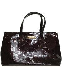 5ac2e69165ad Lyst - Louis Vuitton Authentic Wilshire Pm Handbag M45643 Monogram ...