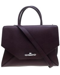 Givenchy - Leather Medium Obsedia Tote - Lyst
