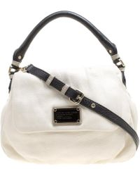 Marc By Marc Jacobs - Leather Classic Q Lil Ukita Top Handle Bag - Lyst