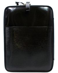 Louis Vuitton - Noir Electric Epi Leather Pegase Legere 55 Suitcase - Lyst