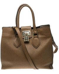 Roberto Cavalli - Leather Florence Tote - Lyst