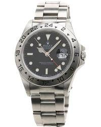 Rolex - Stainless Steel Explorer Ii Men's Wristwatch 40mm - Lyst