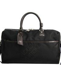 Louis Vuitton - Damier Geant Canvas Albatros Duffel Bag - Lyst