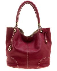 Lancel - Leather French Flair Tote - Lyst