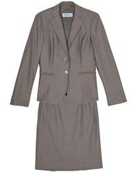 Max Mara - Skirt Suit M - Lyst