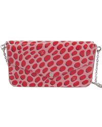 d01c8cabf34e Louis Vuitton - Pink Monogram Vernis Jungle Dots Pochette Felicie Bag - Lyst